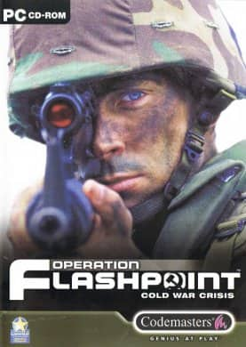 Operation Flashpoint Cold War Crisis
