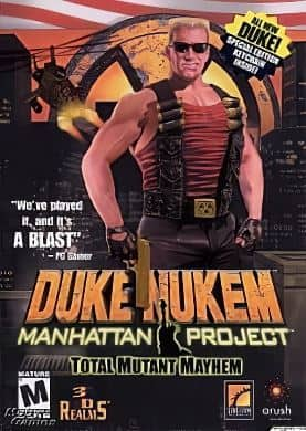 Duke Nukem Manhattan Projec
