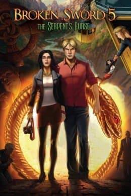 Broken Sword 5 - The Serpent's Curse Episode 1-2