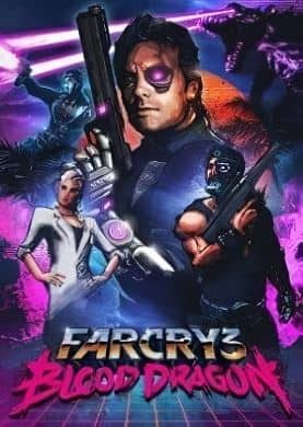 Far Cry3 Blood Dragon