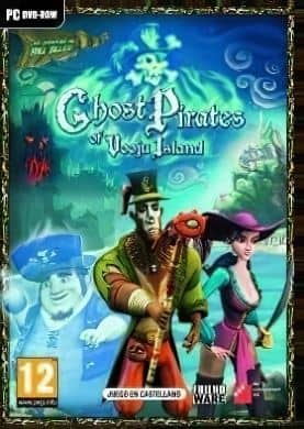 Ghost Pirates of Vooju Island
