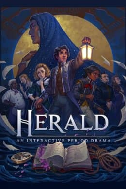 Herald An Interactive Period Drama Book 1 and 2