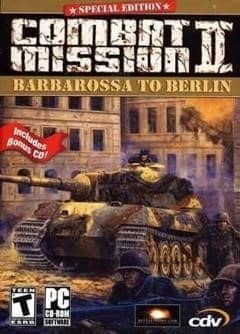 Combat Mission Barbarossa to Berlin