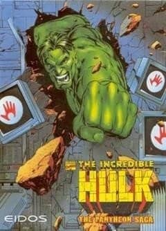 The Incredible Hulk The Pantheon Saga