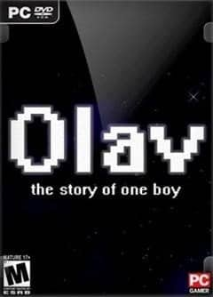 Olav the story of one boy