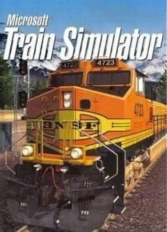 Microsoft Train Simulator IMR Team Special Edition