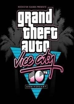 Grand Theft Auto Vice City 10th Anniversary Edition