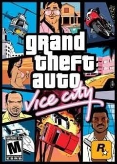 Grand Theft Auto Vice City - Back to the 80's