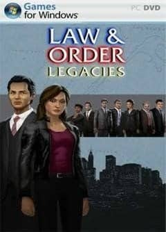 Law and Order Legacies Episode 1 to 7