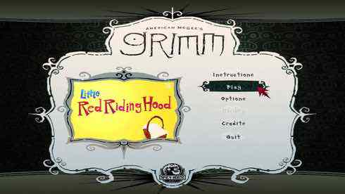 American McGee's Grimm Little Red Riding Hood