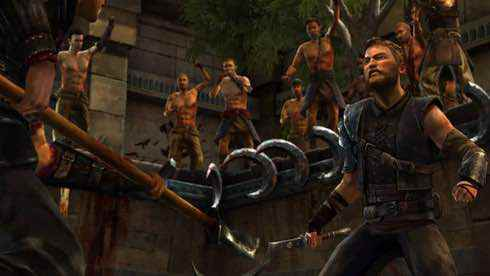 Game of Thrones - A Telltale Games Series. Episode 1-6