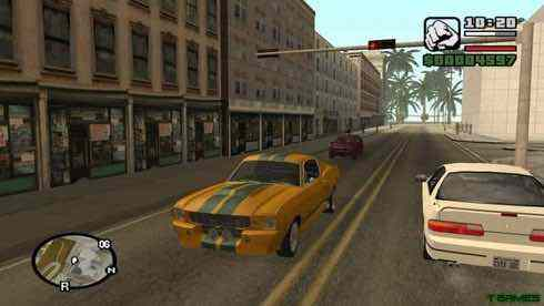 Grand Theft Auto San Andreas - Real Cars 2014