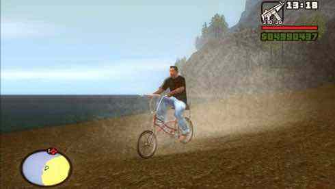 Grand Theft Auto San Andreas - Endless Summer