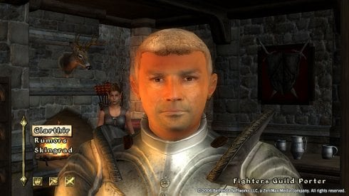 The Elder Scrolls 4: Oblivion Game of the Year Edition