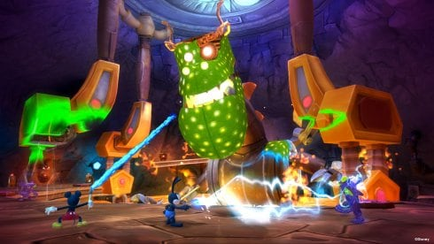 Disney Epic Mickey 2: The Power of Two (игра)