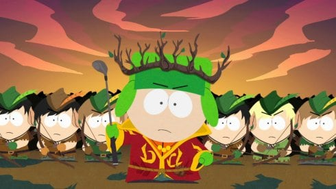 South Park: The Stick of Truth (игра)