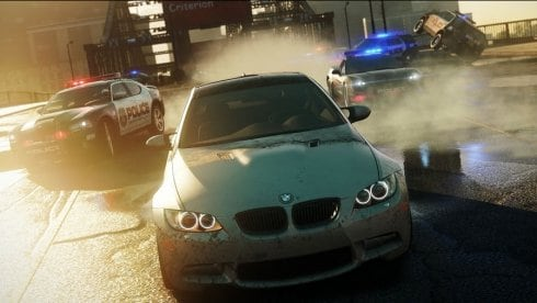 Need for Speed: Most Wanted Ultimate Speed