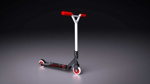 Freestyle Scooter Game