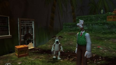 Wallace & Gromit in Project Zoo