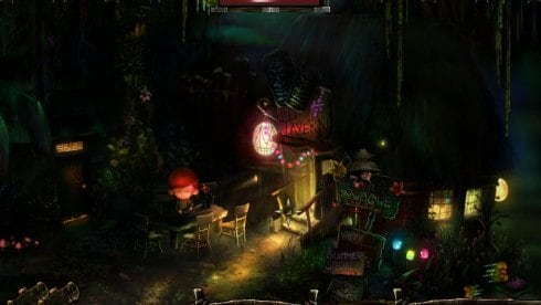 Jungle Shooter: Mosquito Attack from Zombie Island
