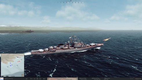 Sea Power : Naval Combat in the Missile Age
